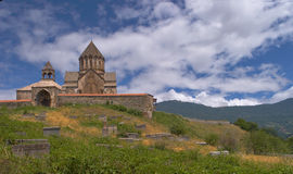 Gandzasar. Is a famous monastery in Mountain Karabakh Stock Images