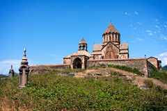 Gandzasar Monastic Complex Royalty Free Stock Photography