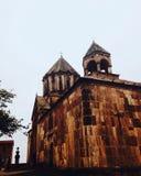 Gandzasar monastry en Karabakh Foto de archivo libre de regalías
