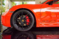 Ganeczki 718 Boxster S Obrazy Stock