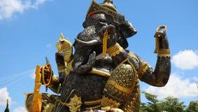 Ganesh大的废铁 库存图片