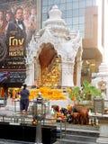 Ganesh法院 免版税库存图片