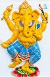 ganesh神印度 库存照片