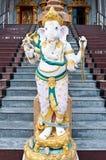Ganesh雕象 免版税库存照片