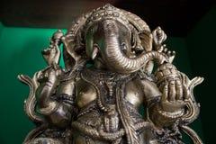 Ganesh雕象 免版税图库摄影