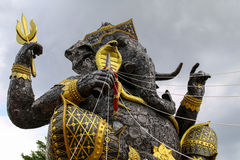Ganesh żelazo zdjęcie royalty free