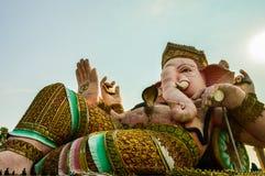 Ganesh на святыне стоковая фотография