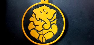 Ganesh zdjęcia royalty free