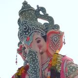 Ganesh stock foto's