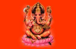 Ganesh 图库摄影