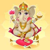 Ganesh Arkivbild