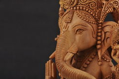 Ganesh Στοκ φωτογραφία με δικαίωμα ελεύθερης χρήσης