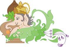 Ganesh Imágenes de archivo libres de regalías