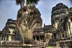 Ganesh, Angkor Wat, Cambodia Stock Images