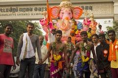 Ganesh Chaturthi Photographie stock