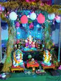 Ganesh Chaturthi Photo stock
