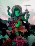 Ganesh chaturthi festiwal obrazy stock