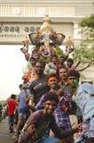 Ganesh Chaturthi Stock Photo