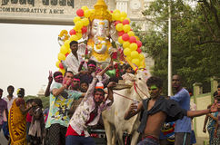 Ganesh Chaturthi Stock Photos