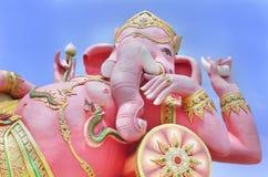 Ganesh cor-de-rosa Foto de Stock