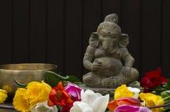 Ganesh deity Stock Photo