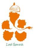 Ganesh del signore royalty illustrazione gratis