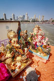 Ganesh Festival Lizenzfreies Stockfoto