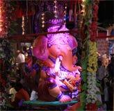 Ganesh Festival India Stockfotos