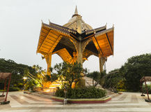 Ganesh Himal在苏拉巴亚,印度尼西亚 免版税库存照片