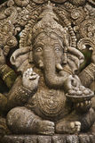 Ganesh hindu god Stock Photography
