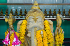 Ganesh hindu god Royalty Free Stock Photo