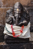 Ganesh Hindu god statue Royalty Free Stock Images