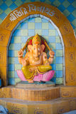 Ganesh hindu god Statue Stock Photo