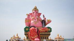 Ganesh hinduisk klosterbroder Royaltyfria Bilder