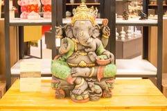 Ganesh hinduska religia zdjęcia stock
