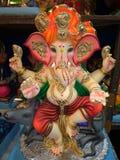Ganesh idol for 2018 Ganesh festival royalty free stock photo