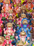 Ganesh Idole stockbilder