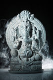 Ganesh indian god Stock Photo