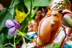 Ganesh ji Stock Photography