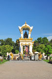 Ganesh memorial at Sanam Chandra Palace, Thailand Royalty Free Stock Photos