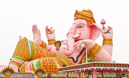 Ganesh pink Royalty Free Stock Photo