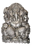 GANESH silver style Stock Photos
