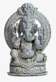 Ganesh Skulptur Stockfotografie
