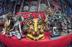 Ganesh in souvenir shop Stock Image