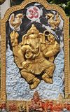 Ganesh statua Fotografia Royalty Free