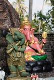 Ganesh statua Obrazy Stock