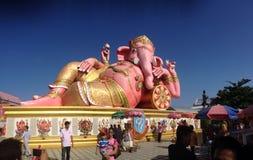 Ganesh statue Royalty Free Stock Photo