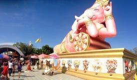 Ganesh statue Stock Photography