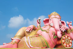 Ganesh statue Royalty Free Stock Image