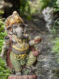 Ganesh Statue God de la position artistique Images libres de droits